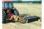 Vermeer - Model 5040 - 3 Point Disc Mower