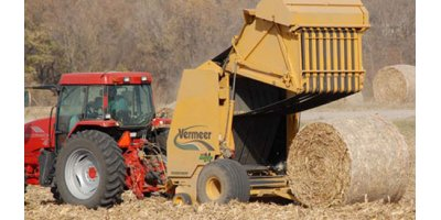 Vermeer - Model 605 - Super M Cornstalk Special Baler
