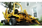 Model RTX550 - Ride-On Tractor With Attachments