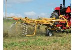 Vermeer - Model TR90 - Rebel Series for Compact Tedder and Rake Combination