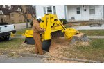 Vermeer - Model SC802 - Stump Cutter