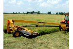 Vermeer - Model TM1400 - Trailed Mower