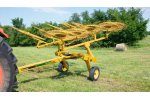 Vermeer - Model VR1022 - Carted Wheel Rake