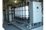 Ultrafiltration Plants
