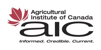 The Agricultural Institute of Canada (AIC)