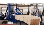 Baling Presses for Textile Materials