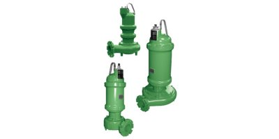 Deming Demersible - Solids Handling Pumps
