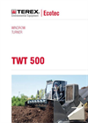 Model TWT 500 - Windrow Turner Brochure
