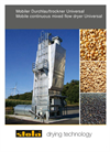 Mobile Continuous-Mixed-Flow Dryer Universal - Brochure