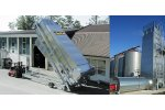 Mobile Continuous-Mixed-Flow Dryer Universal