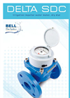 Bell Flow - Model WPI-SDC-65 - Dry Dial Flanged Irrigation Water Meter Datasheet