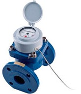 Bell Flow - Model Delta SDC - Irrigation Water Meter (Cold) Dry Dial Flanged PN16