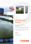Unterland - Crystal for More Transparency in Bale Silage - Datasheet