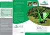 GreenMech - CS 100 - Wood Chippers - Brochure
