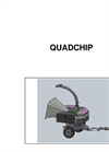 QuadChip - 160 - Wood Chipper - Manual