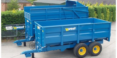 West - Model 10t Grain - Monocoque Trailers
