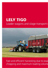 Lely Tigo - S - Compact Loader Wagon Series Brochure