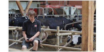 Lely Attis - Model T4C - Cows Management System