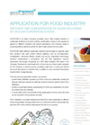 Fodder Industry And Fertilizers Application Notes