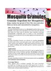 Nixalite - Mosquito Granular Repellent - Brochure