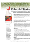 Nixalite - Cobweb Eliminator Spray Brochure