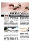 THERMFOG Formula 466 - Controls Deadly Insects Quickly, Safely and Efficiently Brochure