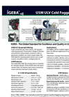 IGEBA - Model U5M - ULV Cold Fogger & Sprayer - Brochure