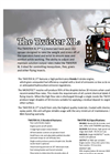 Twister - Model XL3 - Motorized Backpack ULV Sprayer & Fogger - Brochure
