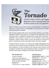 Tornado - ULV - Electric Cold Fogger Brochure