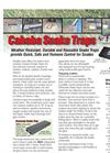 Cahaba - Snake Traps Brochure
