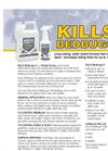 Nixalite - Model II - Kills Bedbugs Spray - Brochure