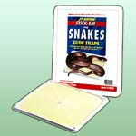 Nixalite - Model Stick-Em - Glue Traps for Snakes