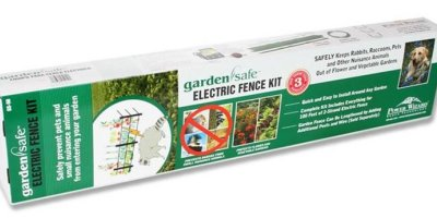 Garden Protector - Garden Safe Electric Fence Kit