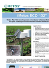 ECO D2 - Soil Moisture Monitoring Station