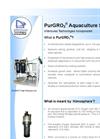 PurGRO2® Brochure (PDF 584 KB)
