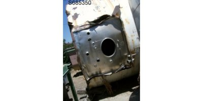 Stainless Steel Tank 17,000 Gallon Capacity