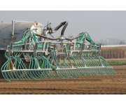 Using Liquid Manure to Fertilize Wheat? Consider Timing, Nitrogen Content