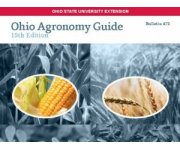 Newly Revised Ohio Agronomy Guide for Sale