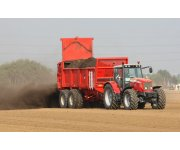 New Manure Sidedress Method Lowers Fertilizer Costs, Increases Yields