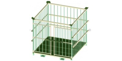 Valvan - Manual Unloading in Cages