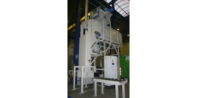 Valvan - Semi-automatic Bagging Press