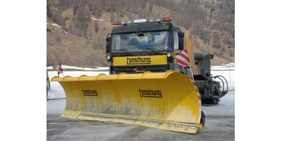 Boschung - Multi Section Snow Plows