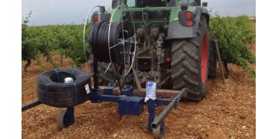 Water filtration systems for sub-surface drip irrigation - 2 - Agriculture - Irrigation