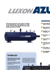 AZUD LUXON MFH Automatic Hydraulic Screen Filters Brochure