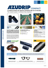 AZUDRIP COMPACT - Integral Dripline Equipment Brochure