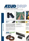 AZUD DRIP Multi-Seasonal Dripline - Brochure
