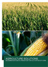 Agriculture Solutions - Recommendations in Irrigation for Cultivation of Corn - Application Brochure