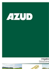 AZUD - Irrigation Solutions - Brochure