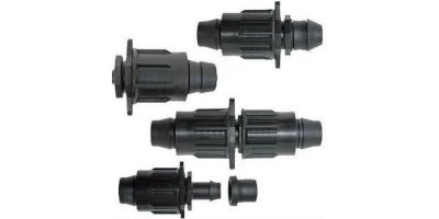 Azud - Model EMU - Safety Irrigation Fittings With Nut