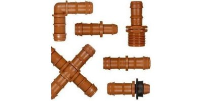 AZUDFIT - Model Plus - Safety Irrigation Fittings Without Rings